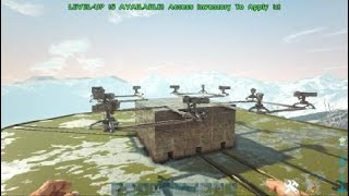ARK Survival Evolved: best base design 3x3