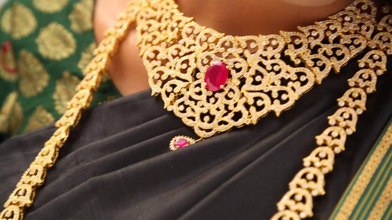 Lovely Diamond Bridal Jewellery Sets | Jewellry\'s Website