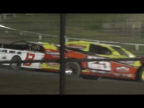 5-6-17 Route66 Motor Speedway Limited Late Model #13 A-Main part1