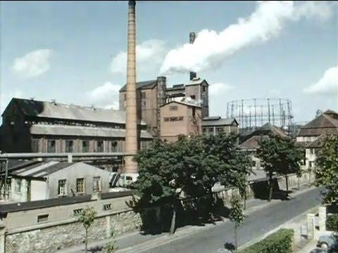 Osnabrück: Gaswerk der Stadt (Dokumentation 1960/1961)