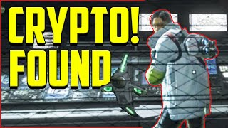 CRYPTO FOUND IN-GAME In Apex Legends Update!