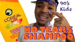 No Tears Shampoo [90