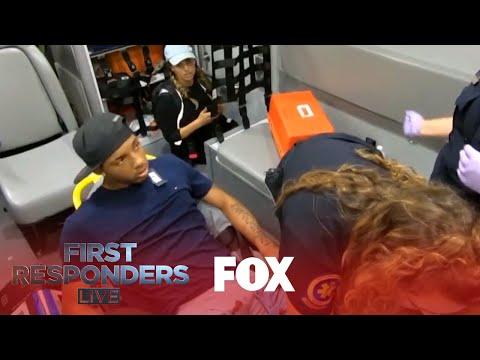 Gunshot Victim Rushes Ambulance | Season 1 Ep. 4 | FIRST RESPONDERS LIVE