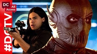 Zoom Gives Barry a Beatdown + The Atom is Alive! - #DCTV