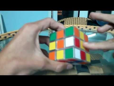 hướng dẫn xoay rubik 3x3x3 chỉ với 7 công thức phần 1/3
