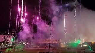 Ekka 2017 fireworks finale