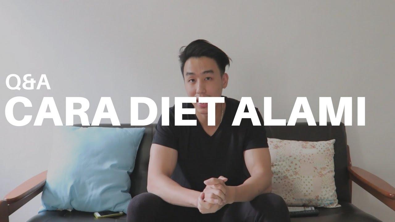 Cara Diet Alami - YouTube