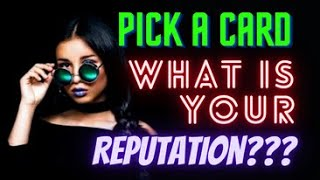 🎃PICK A CARD🎃 WΗAT IS YOUR REPUTATION??? 👼🙊🧿