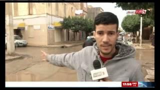 دزاير نيوز إنسداد قنوات الصرف الصحي بغليزان Dzair news