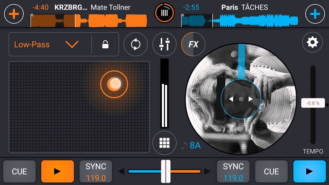 Cross DJ Pro 3 4 0 Apk (Donated/Latest) for Android