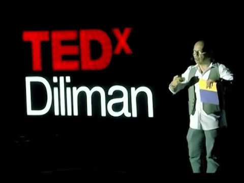 The Future of Media: Jose Javier Reyes at TEDxDiliman PART ONE