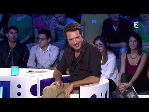 Nicolas Bedos On n'est pas couché - 02/11/13 #ONPC