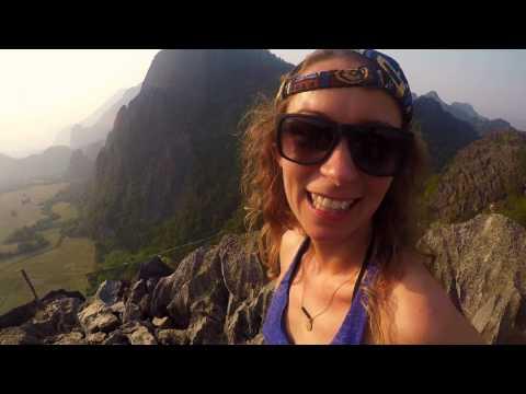 Backflippin' Good Laos