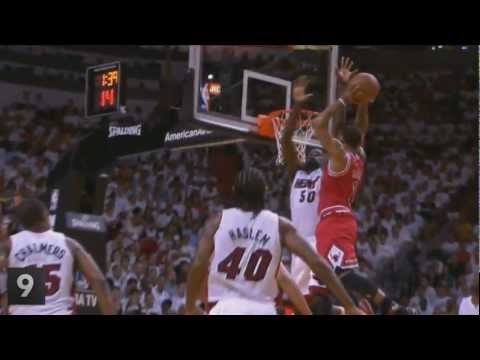 Top 10 Dunks of the 2010-11 NBA Season