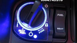 V2 SMARTKEY HD cho xe HONDA ,Khóa chống trộm cao cấp 2017 - 2018