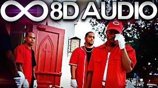Boogie - Whose Fault ft. Christian Scott & aTunde Adjuah 🔊8D AUDIO🔊