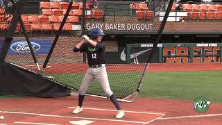 Cody Leming - PEC – BP – Stayton HS (OR) - June 20, 2019