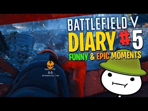 Phantom Shotgun | BFV Diary #5 - Battlefield V thumbnail