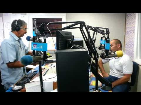 Radio Interview Bahamas Star 106.5 FM in the Bahamas