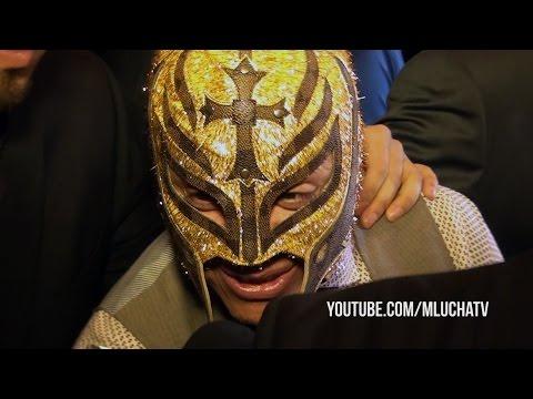 Rey Mysterio llega a AAA