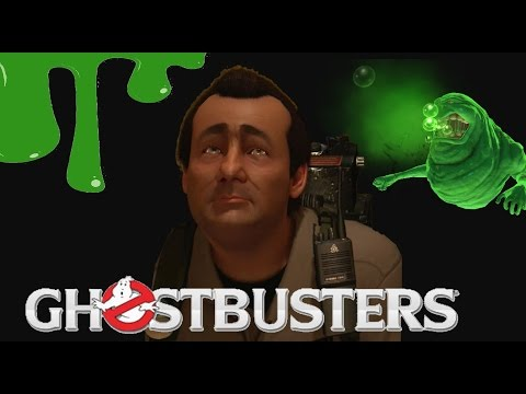 Ghostbusters: | The Video Game  Part 1 | He Slimed Me!
