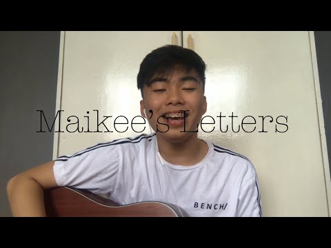 Just Hush - Maikee's Letters Cover