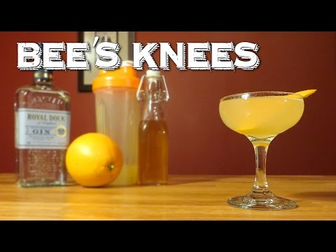 Bee's Knees - The Classic Prohibition-Era Gin & Honey Sour