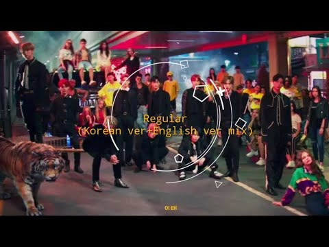 NCT 127 - Regular (Korean Ver + English Ver Mix) #1