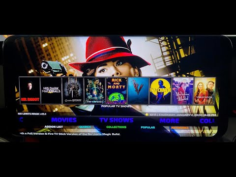 How 2 Install Kodi With A Build On Android Phone's & Android Tablets.............