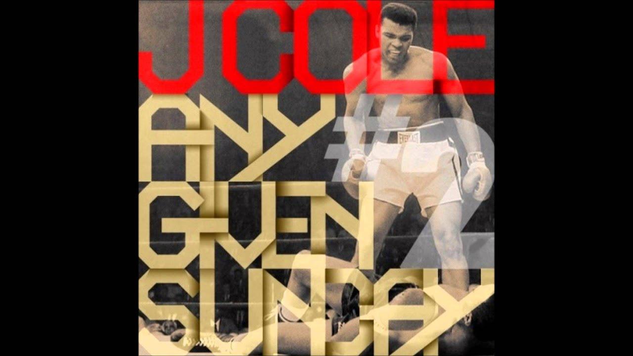 J Cole Any Given Sunday 2