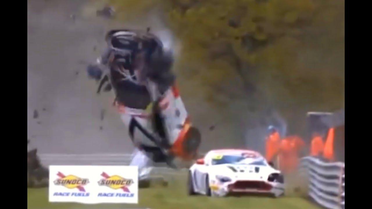 5 MINUTES MOTORSPORT CRASH 2014 - 2016 - Crazy Racing Accident on ...
