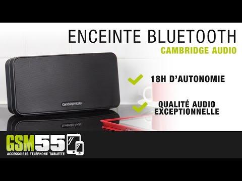 Enceinte Bluetooth - GO RADIO - Cambridge Audio