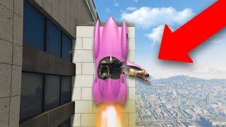 I KICKED HIM OUT OF MY CAR WHILE DRIVING UP A BUILDING! | GTA 5 THUG LIFE #320