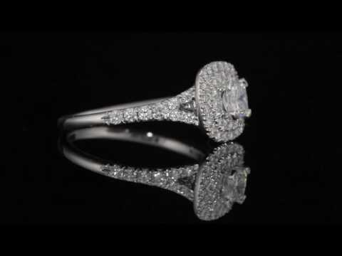 product solitaire engagement glacier ring diamond fire canadian