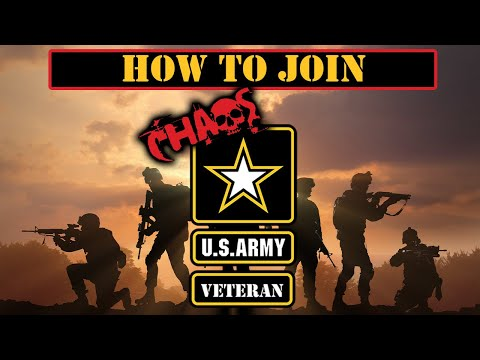 Steps To Join The US Army