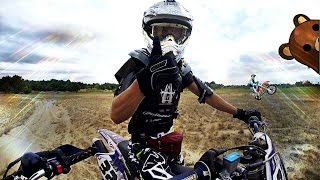 Enduro time | GoPro hero 3+ | steel cords | Yamaha dt 125|yz250f|dt50 #3