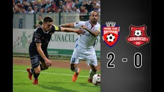 Botoșani - Hermannstadt [2-0] - REZUMAT HD