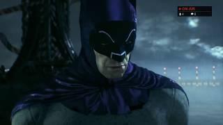 Batman Arkham Knight - BE THE BAT (Hard Difficulty) #1