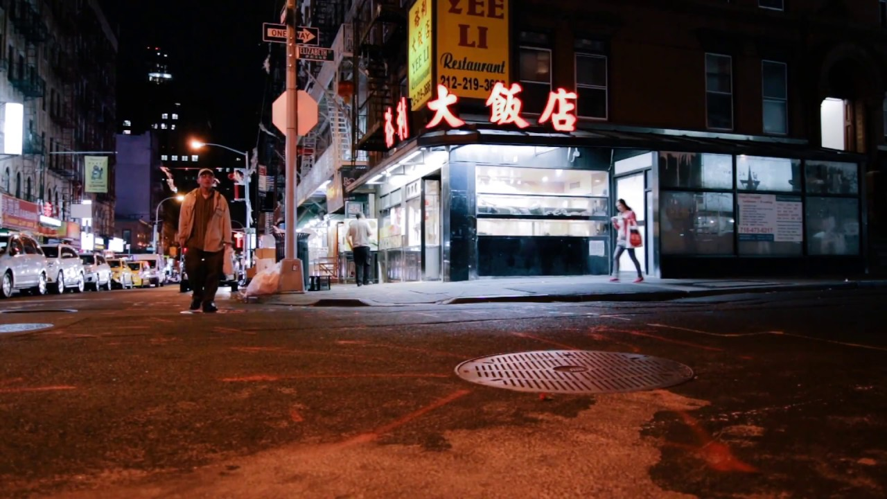 Nyc Night Chinatown Vibes Youtube