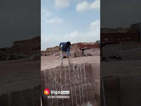 Sand Stone Mines Jodhpur Rajasthan