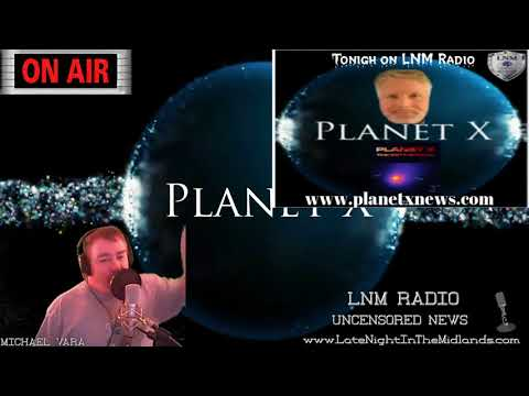David Meade ( Planet X / Nibiru is Heading our way in 2017 ? )  LNM Radio 08-11-17 nibiru today