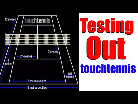Top Tennis Training vs touchtennis | A Game of Feel