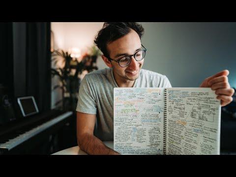 How I Ranked 1st At Cambridge University - The Essay Memorisation Framework