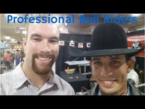 Las Vegas Events: Professional Bull Riders 2014 Silverton Vendors