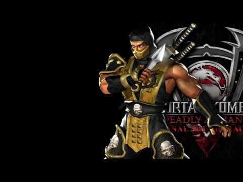 Mortal Kombat: Deadly Alliance Soundtrack  Sarna Ruins