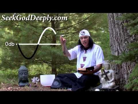 SeekGodDeeply - Spiritual Food for Thought (Ishwar Puri, Schumann Resonance)