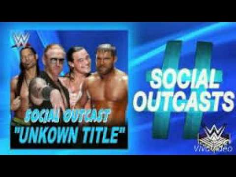 social outcasts theme