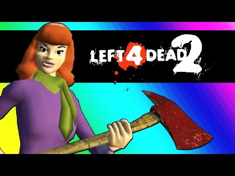 Thumbnail: Left 4 Dead 2 - Scooby Doo Edition! (Mods & Funny Moments)