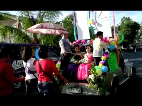 Manuel Parade With Pedicab Youtube