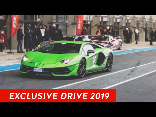 Exclusive Drive 2019 avec l'Automobile Club Sport et Prestige